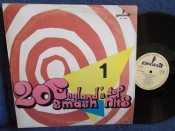 20 England`s Top Smash Hits Sweet Gary Glitter David Bowie, Wizzard, Paul McCartney LP