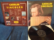 Catalin Tircolea Nature boy Electrocord RARE LP