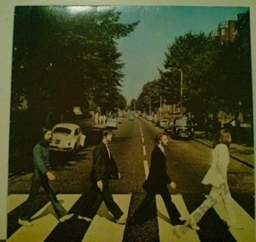 Beatles Abbey road(1969) LP
