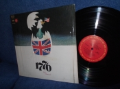 1776 A New Musical by Sherman Edwards	Original Broadway Cast	USA	Columbia	1969г LP