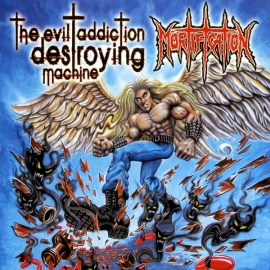 Mortification (death metal) The Evil Addiction Destroying Machine 2009г  CD