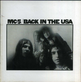 MC5	Back in the USA	1970(1992)г CD