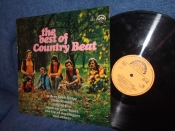 Country Beat	The best of	Czechoslovakia	Supraphon	1972г,     LP