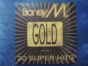BONEY M. / GOLD 20 SUPER HITS / volume 2