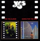 Yes    The Yes Album / Going For The One    2000г    Russia    CD-Maximum CD