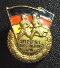 ГДР sei bereit fur freiden und volkerfreundschaft.
