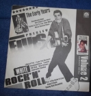 Elvis Presley White Rock`n`roll v.2 LP