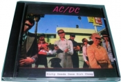 AC/DC	Dirty Deeds Done Dirt Cheap	(1976)1996г.	 ООО `Спюрк`    CD