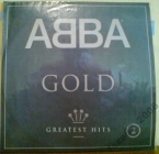 ABBA Gold Greatest hits(2) 1992г Chiguitita. Thank you for the music. Waterloo и др. LP