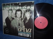 A-HA	Headlines and deadlines - the hits of A-ha (2)		    LP
