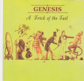 Genesis 	A Trick Of The Tail	1976(1996)г.	  ООО `Спюрк`    CD