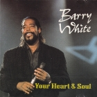 Barry White 	 Your Heart And Soul  1974г  Europe	Tring  DISCTRONICS   CD