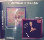 Maynard Ferguson 	Conquistador / Chameleon	1977+1974(1998)г.	Limited Edition    CD
