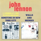 John Lennon  	Some Time In New York City / Walls And Bridges	1972+1974(1999)г	 	CD-Maximum  CD