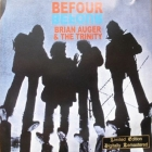 Brian Auger & The Trinity 	Befour	1970(2000)г.	Limited Edition  CD