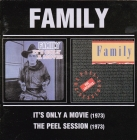 Family 	 It's Only A Movie / The Peel Session	1973(2004)г.	2000 FruitGum Corp.       CD