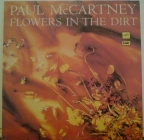 Paul McCartney Flowers in the dirt Мелодия LP