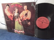 Валентина Пономарева + Ромэн  	Gypsy Songs	МОЗГ  LP