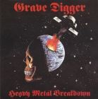 Grave Digger  	Heavy Metal Breakdown	1984(1998)г.	ООО `Спюрк`  матрица UL  , IFPI CD