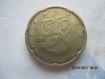20 евроцентов это сколько рублей земля адели