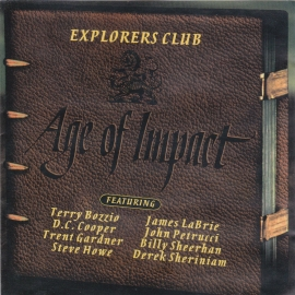 Explorers Club   ( Dream Theater, Royal Hunt, Yes) Age Of Impact 1998г. Grammy  матрица UL , IFPI  CD