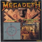 Megadeth 	Cryptic Writings / Symphony Of Destruction (Live)	1997+ 1993(1997)г.	Agat Co. CD