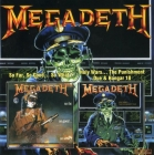 Megadeth 	So Far, So Good... So What! / Holy Wars... The Punishment Due / Hangar 18	1988+ 1990 + 1990(1997)г.	Agat Co. CD
