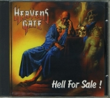 Heavens Gate 	Hell For Sale!	1992(1998)г.	Agat Co.  CD