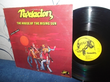 Revelacion (Cerrone)	The house of the rising sun	France	Crocos	1977г	  1st press LP