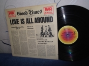 Eric Burden (из Animals) and WAR   	Love is all around	USA	ABC Records 	1976г	 	1st press    LP