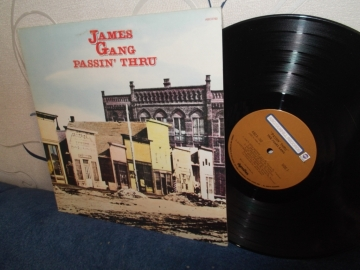 James Gang	Passin` thru	Canada	ABC/Dunhill	1972г	 	1 st press  LP