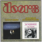 Doors And Jim Morrison	The Soft Parade / An American Prayer	1969+1978(2001)г		CD-Maximum	  CD