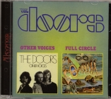 Doors  	Other Voices / Full Circle	1971+1972(1999)г		CD-Maximum	 	  CD