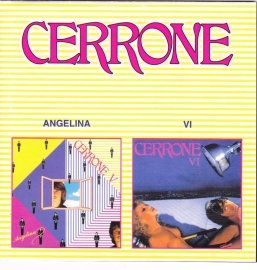 Cerrone 	V -Angelina / VI - Panic	1979+1980(2002)г		CD-Maximum	 	 	  CD