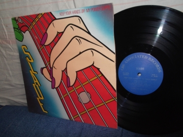 Slade	Keep your hands off my power supply	Canada	CBS Associated Records	1984г  брак  LP