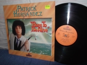 Patrick Hernandez (disco)	Born to be alive	France	Aquarius	1979г   LP
