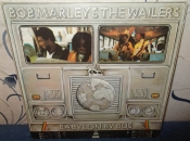 Bob Marley  & The Wailers            2LP   	Babylon by bus	UK	Island	1978г	 1st press   LP