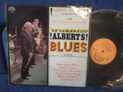 Albert Nicholas (clarinet) and The Traditional Jazz Studio	Albert`s Blues	 	Supraphon	1972г     LP