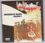 Led Zeppelin         Mini Vinyl          CD+DVD	Minnesota Blues Volume 1	SEALED  CD