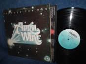 April Wine	Forever for now	Canada	Aquarius	1976г	      LP