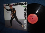 Dave Edmunds	Information	Canada	Columbia	1983г		With Jeff Lynne    LP