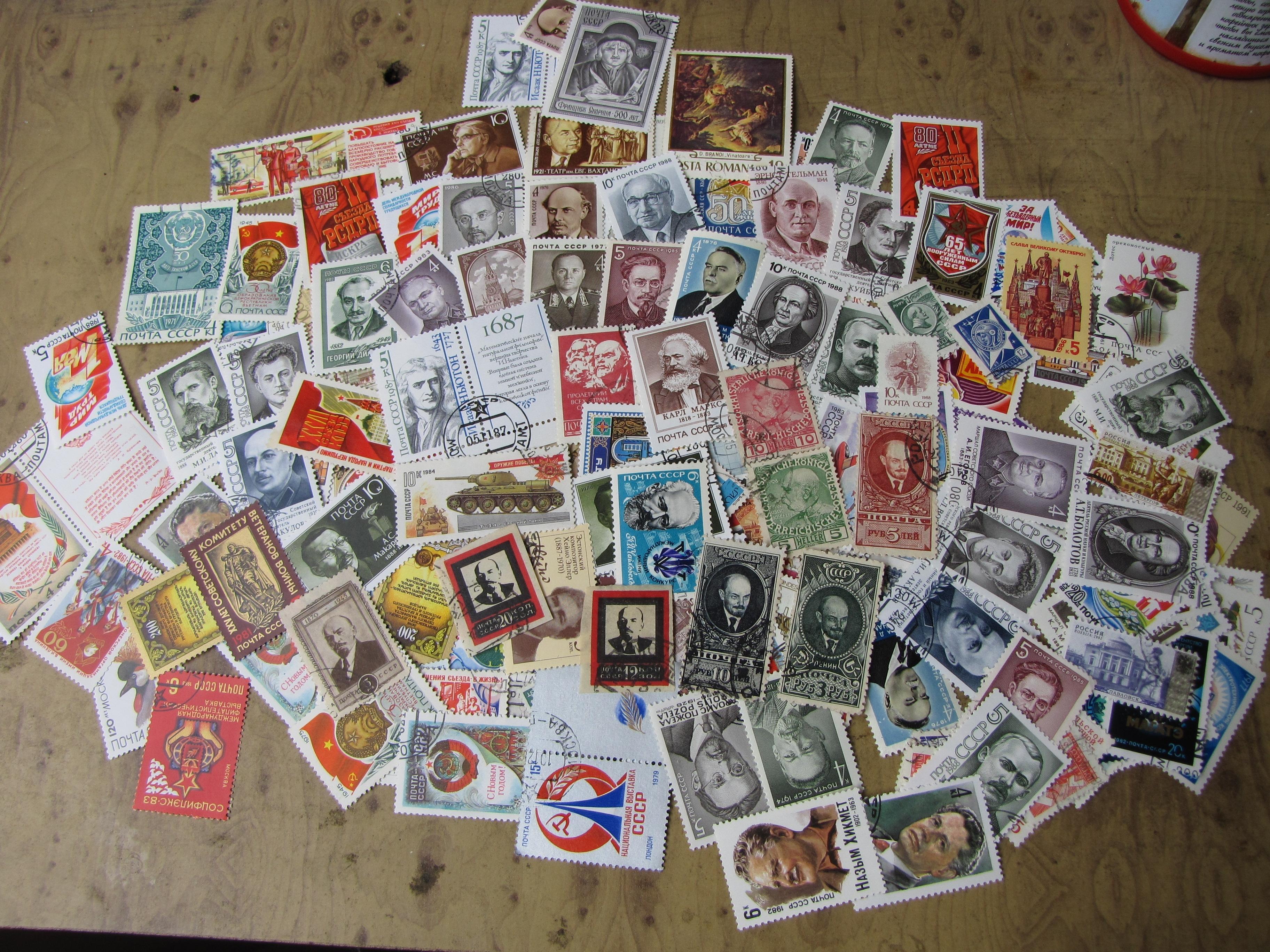 Коллекции марок картинки