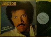 Lionel Richie  (ex Commodores)  Dancing on the ceiling Balkanton 1986г, NM LP