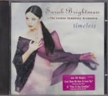 Sarah Brightman & The London Symphony Orchestra 	Timeless	1998г	Germany	EastWest	#0630-19066-2,  CD