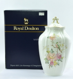 "ЧАЙНИЦА ""MYSTIC DAWN"" ROYAL DOULTON фарфор цветы птичка Англия 1985г."