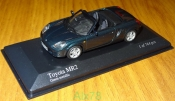Toyota MR2 (MR-S) 2001, Minichamps, 1:43, металл