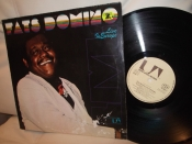 РАСПРОДАЖА Fats Domino	Live in Europe	Germany	UA	1977г  	  LP