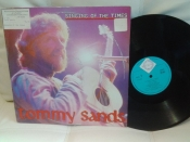 РАСПРОДАЖА Tommy Sands (country, folk rock)	Singing Of The Times	DDR	Amiga	1987г LP