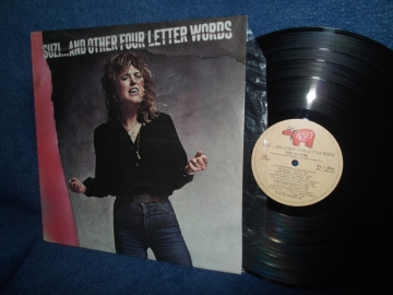 Suzi Quatro	And other four letter words	Canada	RSO	1979г		   LP