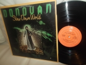 РАСПРОДАЖА Donovan	Slow down world	Canada	Epic	1976г	   LP